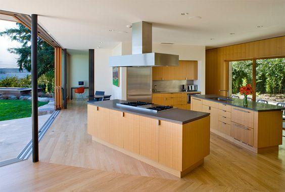 Vse, kar morate vedeti o snovanju kuhinjskega otoka - Ambienti