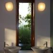 House A - master bathroom