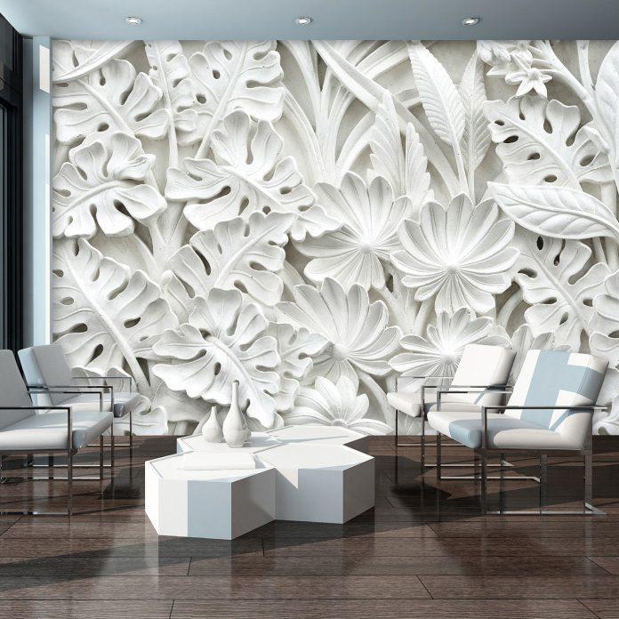 Fototapete Schlafzimmer 3d Blumen: Od Retro Do Modernih Vzorcev: Tapete Za Vsak Bivalni Slog