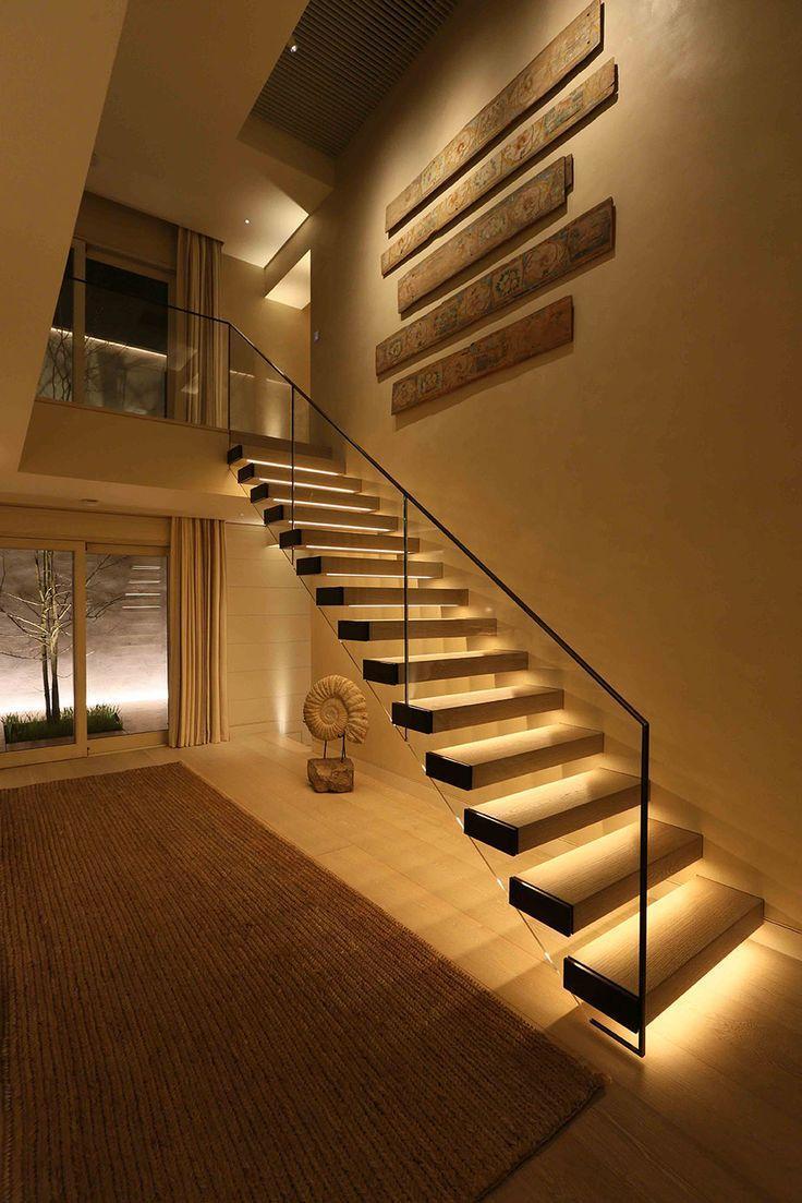 10 nasvetov za izbiro pravih lu i ambienti - Fotos de escaleras modernas ...