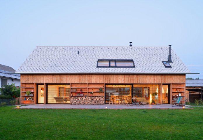 Hiša Pintar, Nava arhitekti