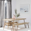 17da40332e50c22c30aa6cb6e555f12b--dining-table-bench-seat-pine-dining-table