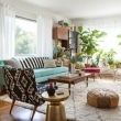 small-living-room-set-bohemian-style-living-furniture-indoor-plants