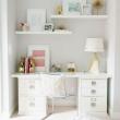13bec6fbfcb3ece9ea816372de33c2bf--small-office-design-pink-office