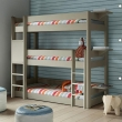 triple bunk bed amazon - favorite interior paint colors