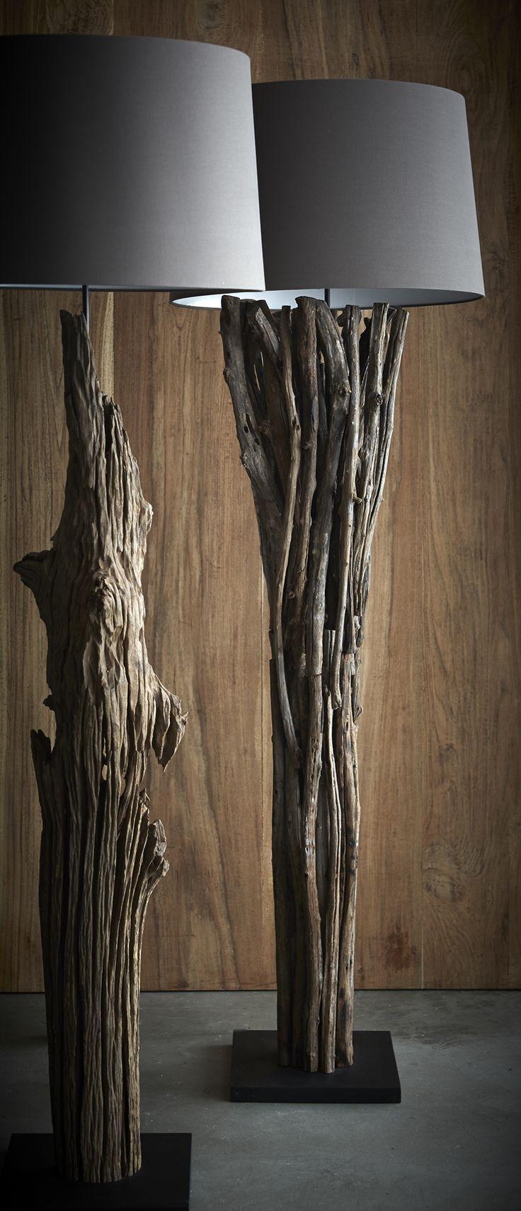 Osupljivo Naravno Drevo Kot Navdih Za Pohi Tvo Ambienti