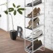 lovable-vertical-shoe-storage-vertical-shoe-storage-rack-summer-cottage-hall-pinterest