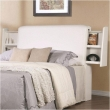 Bookcase Headboards Imposing White Wicker Queen Size Headboards ly Bookcase Headboard