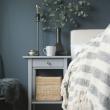 Best 25+ Bedside Table Ikea Ideas On Pinterest | Ikea Side Table intended for Ikea Hemnes Nightstand Blue