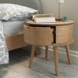 teak-wood-round-bedside-tables