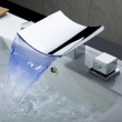 pretentious-waterfall-faucets-for-bathroom-sinks-unique-ideas-led-color-changing-luxury-chrome-widespread-bathroom-sink