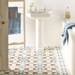 bathroom floor tile patterns with border Best of 310 best Retro images on Pinterest Stock