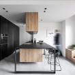 black-open-plan-kitchen-island