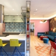 open-plan-kitchen-blue-tile-decor