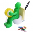 awesome-funny-desk-accessories-pertaining-to-the-butt-tape-dispenser-and-supply-station-accessory