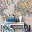 mural-designs-for-home-fresh-vintage-world-map-wall-mural-for-home-fice-decoration-of-mural-designs-for-home