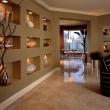 niche decorating ideas Awesome Z Tip Have treasured items to display Squared drywall wall niches
