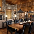 beautiful-rustic-dining-area-dream-home-pinterest-from-rustic-dining-room-with-the-stone-wall-sourcepinterest.com-of-rustic-dining-room-with-the-stone-wall