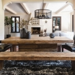 living-spaces-26-room-joshua-tree-home-pinterest-living-living-spaces-rustic-dining-table
