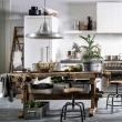 esszimmer rustikal Elegant Shop deze stijl manden in de keuken