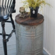 04-galvanized-tub-bucket-ideas-reused-repurposed-homebnc