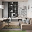 Modern Home Office Design 25 Best Ideas About Modern Home Office Desk On Pinterest Home  Set