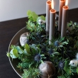 weihnachtsdeko zimtstangen Genial S¥dan laver du selv julens smukkeste adventskrans