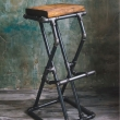 perfect-interiors-pinterest-pipes-pipe-furniture-and-industrial-industrial-pipe-bar-stools