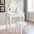 vanity desk with drawers Fresh Best Choice Products Vanity Table Set Jewelry Makeup Desk Wood