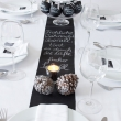Ehrfurcht Gebietend Festlich Gedeckter Tisch Festtafel Festtafel Zu Weihnachten Tischdekoration Mit Tafelfarbe
