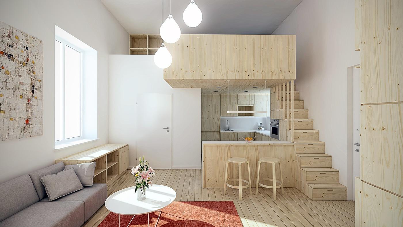 Deset majhnih stanovanj ki so prava pa a za o i ambienti - Come far impazzire un ragazzo a letto ...