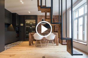 Podstrešno stanovanje, Špela Kokalj