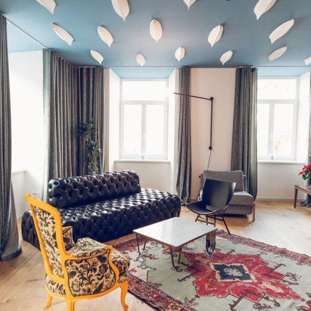 Tromostovje apartments, Ana Gruden in Demšar arhitekti