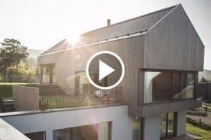Skandinavska hiša, Modular