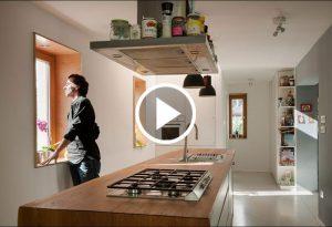 Prenova vrstne hiše, RIBA arhitekti