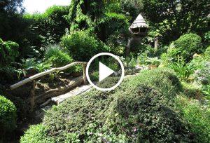 Vrt v Šentvidu