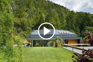 Počitniška hiša Gozd Martuljek, BCR