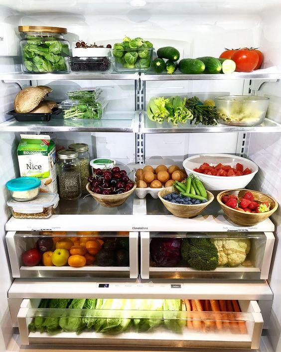 čiščenje hladilnika