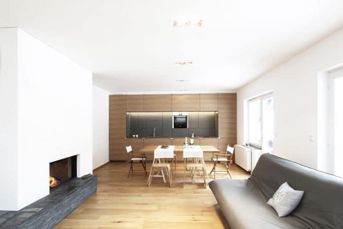 Stanovanje Zali Log, GASER arhitektura