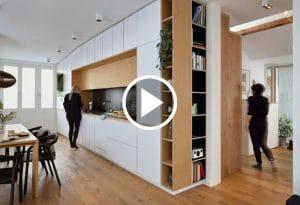 Prenova podstrešnega stanovanja, Lenka Kavčič