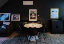 Flex design apartment, Flash arhitektura