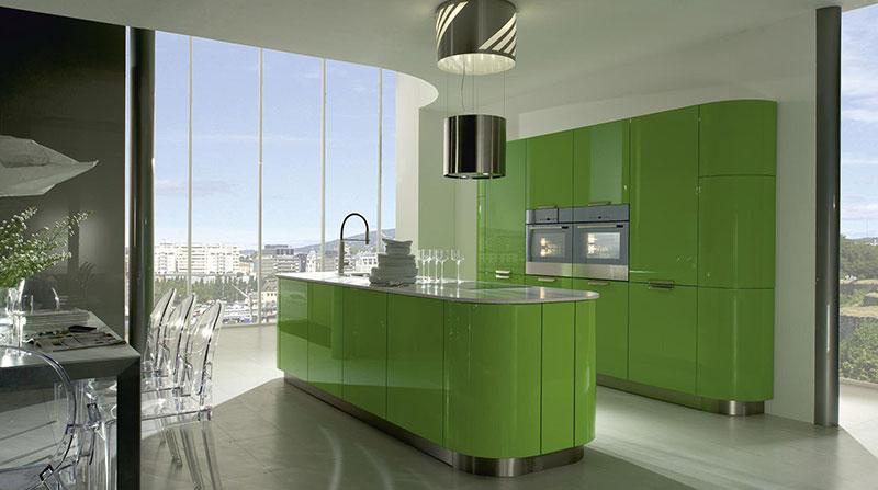 zelene kuhinje