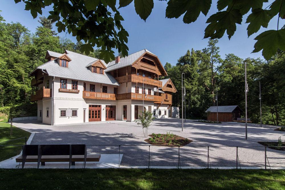 Prenova hotela Švicarija, AKKA in ARREA