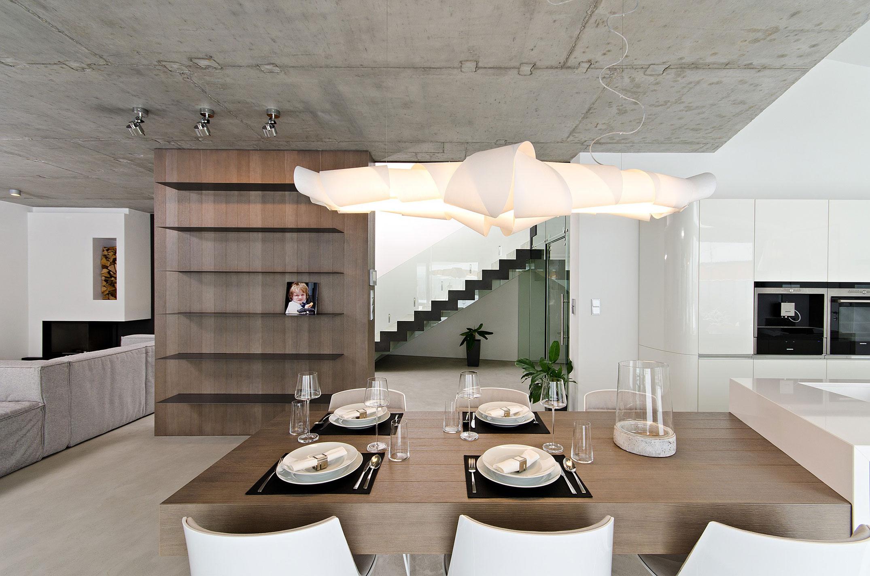 beton v interierju