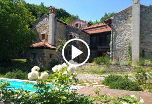 Prenova kmetije v Goriških brdih