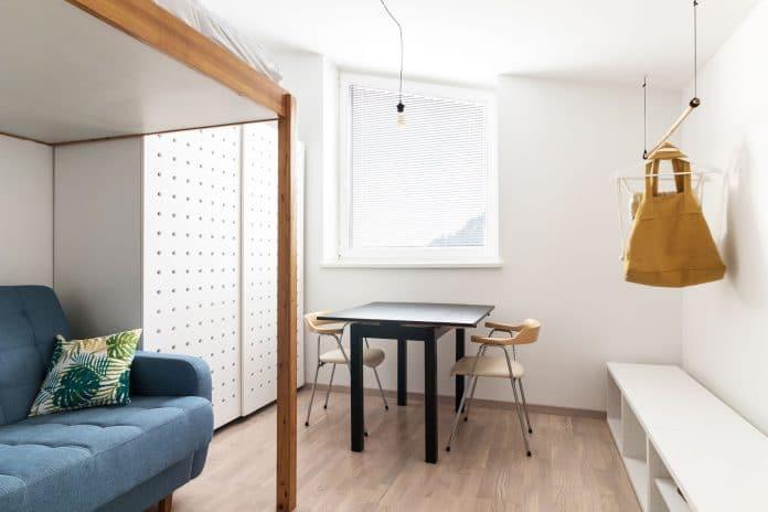 Stanovanje S, od-do arhitektura