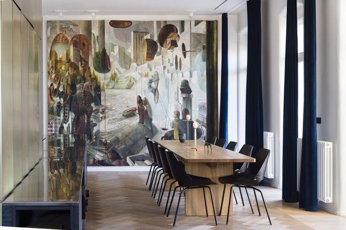 Stanovanje na Resljevi, RIBA arhitekti