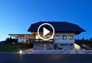 Kraljeva hiša Bled, SADAR+VUGA